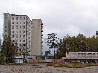 Krasnogorsky Zavod - KMZ main building