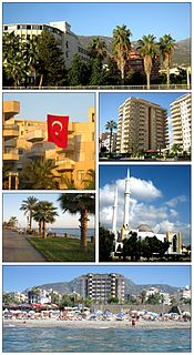 Махмутлар,  Хатай, Турция