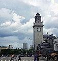 Москва (Россия) Киевский вокзал - panoramio.jpg