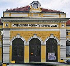 Музеј савремене умјетности РС