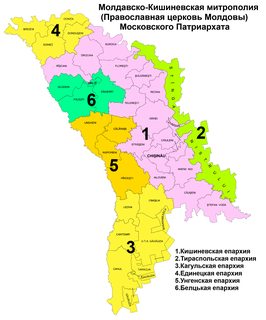 Eastern Orthodoxy in Moldova
