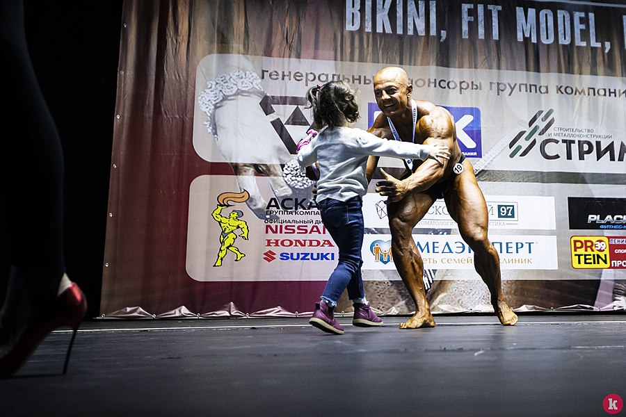 Сhampionship of the Kaliningrad area on bodybuilding 11.jpg