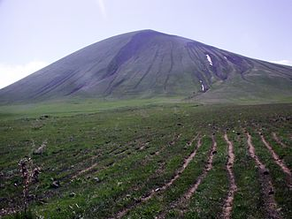 Gegharkunik Province - Mount Armaghan (2829 m.) of the Gegham mountains