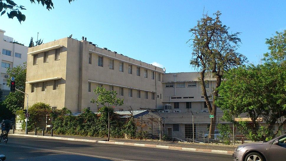 המרכז למיפוי ישראל - האגף המערבי 1