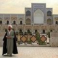 آرامگاه خواجه ربیع (22) ((Mullah, Clergy, روحانی)).jpg