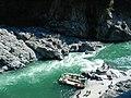 大步危峽遊覽船 Oboke Gorge Tour Boat - panoramio.jpg