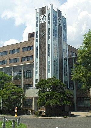 岡山大学附属図書館中央館