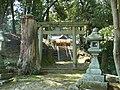桜井市山田 東大谷日女命神社の鳥居 2012.4.10 - panoramio.jpg