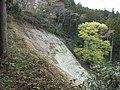 番ヶ森山の斜面 Cliff of Mt. Bangamori - panoramio.jpg