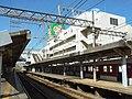 近鉄大阪線 河内国分駅 Kawachi-Kokubu station 2012.10.09 - panoramio.jpg