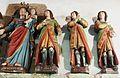 002 Les trois autres des Sept-Saints et la Vierge à l'Enfant.JPG