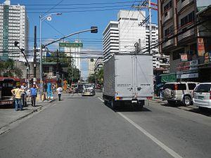 Pedro Gil Street - Image: 0042jf Pedro Gil Street station Taft Avenue Ermita Paco Manilafvf 09