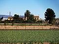 011 Cases del Racó de l'Anell, vora la séquia de Rascanya (València).jpg