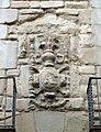 018 Palau dels Peguera, escut nobiliari.jpg