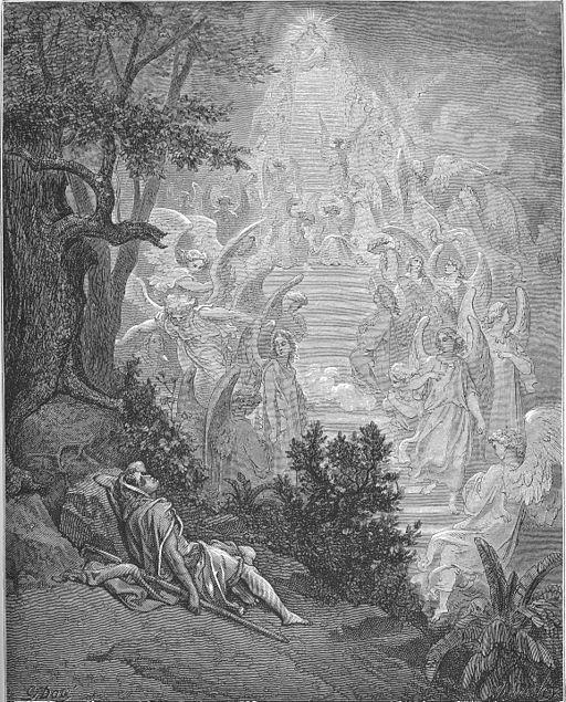 야곱의 꿈 (귀스타브 도레, Gustave doré)
