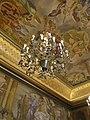028 Ajuntament de Barcelona, sala del Bon Govern, pintures de Josep Obiols, sostre.jpg