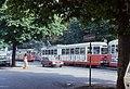 057L06270679 Heinestrasse, Strassenbahn Linie O Typ E1, Strassenbahn Linie 26 Typ E1 4721.jpg