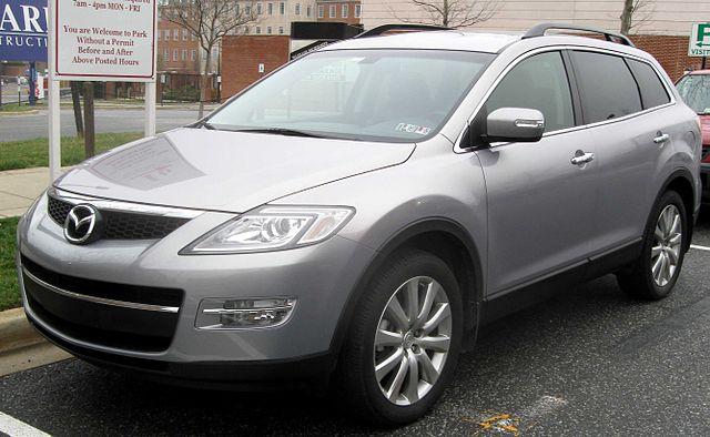 CX-9 (Mk1) - Mazda