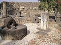 0 Kafarnaum Abraham OFM 2004 tlocznia.JPG