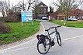 100 км Бенрат-Нойс-Дормаген-Кёльн-Леверкузен-Монхайм на Рейне-Бенрат. Географ-24.jpg