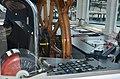 100 Jahre Dampfschiff 'Stadt Rapperswil' - Tag der offenen Dampfschiff-Türe am Bürkliplatz - Innenansicht Brücke 2014-04-25 14-37-57.JPG