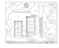 10 Greenwich Street (House), New York, New York County, NY HABS NY,31-NEYO,54D- (sheet 4 of 9).png