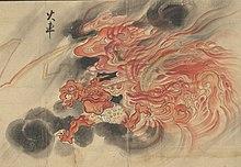 Kasha (folklore) - Wikipedia