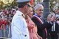 11 Marzo 2018, Ministra Cecilia Perez participa en la llegada del Prdte. Sebastian Piñera a La Moneda. (40046395444).jpg
