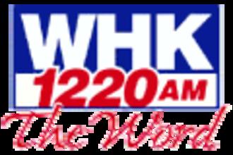 WHKW - Logo as WHK