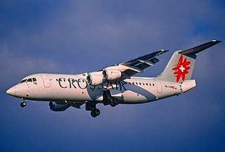 Crossair Flight 3597 aviation accident