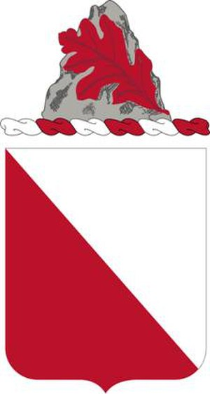 15th Engineer Battalion (United States) - Coat of Arms
