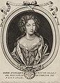 1681 Engraving of Marie Angélique de Scorailles, Duchess of Fontanges (Nicolas II de Larmessin).jpg