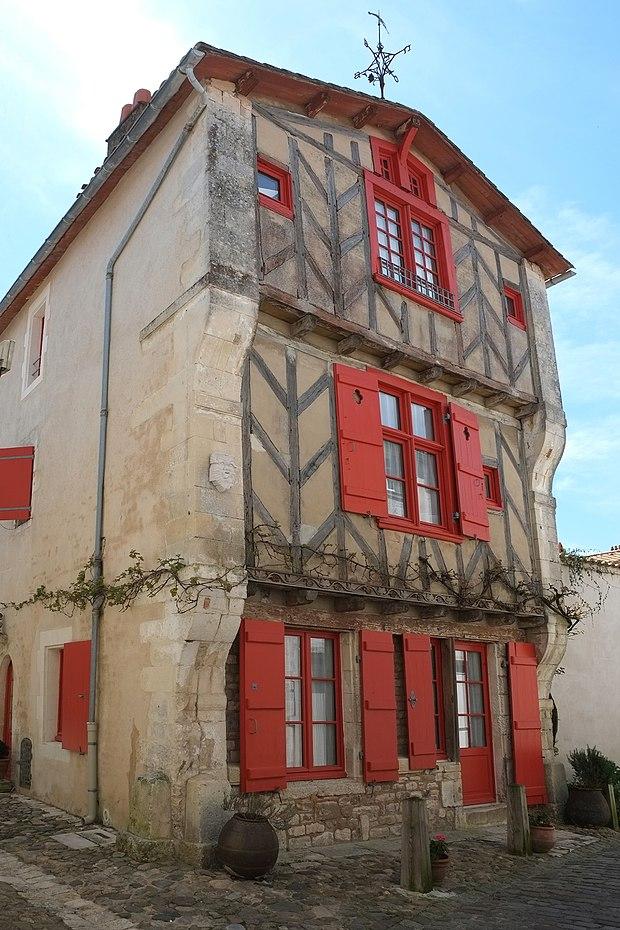 Monument historique à Saint-Martin-de-Ré