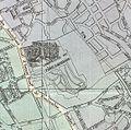 1864 Garnier Map of Pairs, France w-Monuments - Geographicus - Paris-garnier-1864 (cropped).jpg
