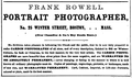 1868 Frank Rowell photographer advert 25 Winter Street in Boston.png