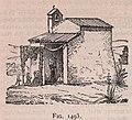 1879, Diccionario general de arquitectura e ingeniería, tomo II, figura 1493 (ermita).jpg