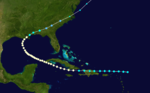 1887 Atlantic hurricane 13 track.png