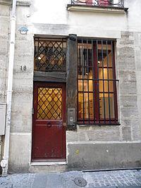 18 rue Quincampoix à Paris.JPG