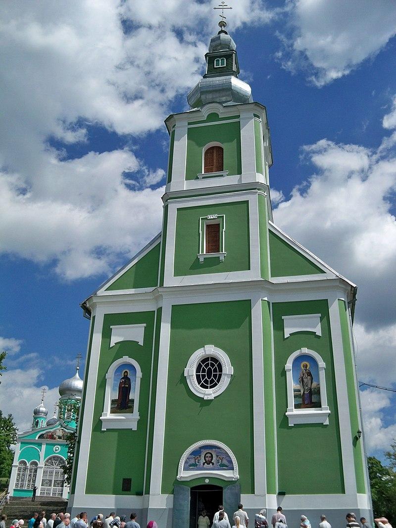 19.Мукачеве Миколаївська церква.jpg