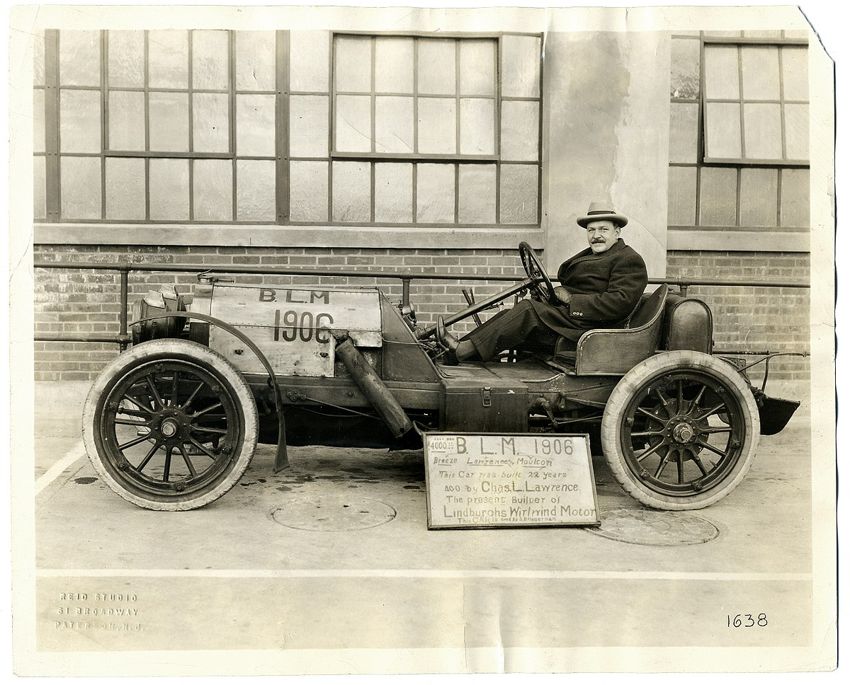 Breese Lawrence Moulton Motor Car And Equipment Company