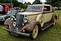 1933 Hupmobile KK-321 convertible at Hatfield Heath Festival 2017 - 02.jpg