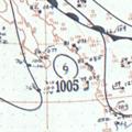 1941 Cabo San Lucas hurricane analysis 10 Sep.png