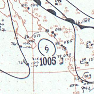 1941 Cabo San Lucas hurricane