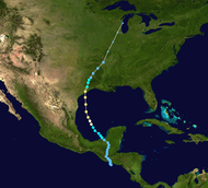 1949 Atlantic hurricane 11 track.png