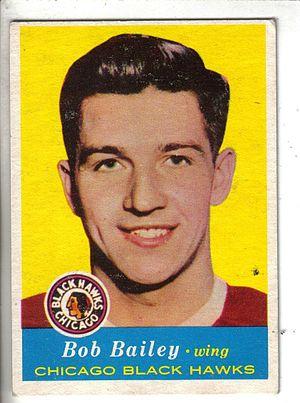 Bob Bailey (ice hockey)