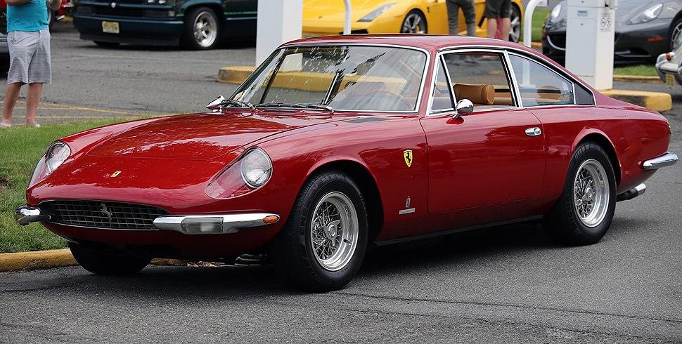 1968 Ferrari 365 GT 2+2 fL