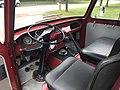 1970 Lancia Superjolly car transporter, interior.jpg