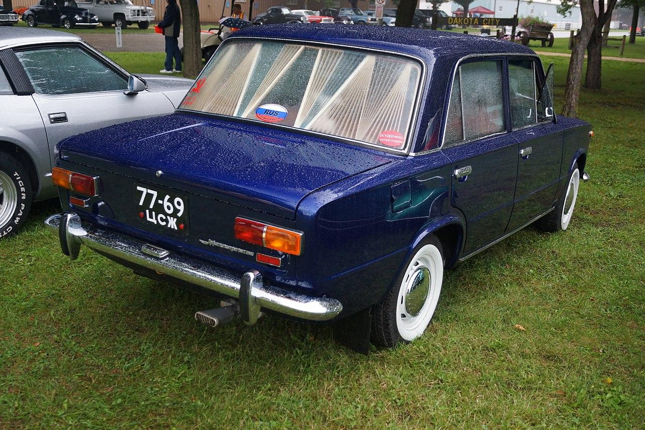 Image of 1971 Lada 2101 Zhiguli (28988928240)