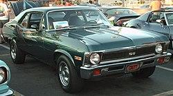 Chevrolet Nova – Wikipedia