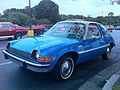 1976 AMC Pacer DL coupe blue-white 2014-AMO-NC-05.jpg